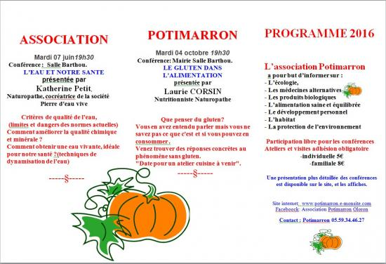 Programme potimarron 2016 2 2